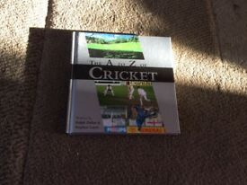 The A to Z of Cricket by Ralph Dellor and Stephen Lamb