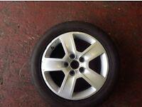 2002 Audi A4 Alloy Wheels x 5