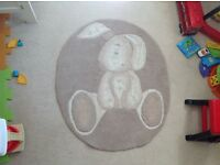 various neutral nursery items all mamas and papas ( listed on add)