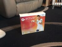 Amazing condition- EA Active Wii game set for only £10