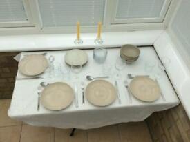 40 piece Diner Service Set