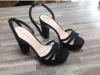 New look high heels size 4