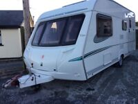 Immaculate 2006 Abbey Aventura 325 ,4 Berth,End bathroom,side dinette