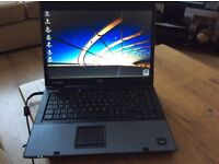HP COMPAQ fully functional laptop with Microsoft Office