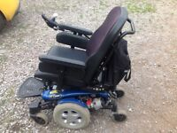 Electric Wheelchair Quickee Groove M