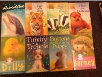 Children's 'Animals' Book Bundle - 8 books included, FANTASTIC CONDITION