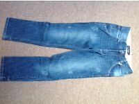 Mini Boden boys jeans aged 9