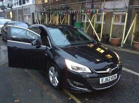 Vauxhall astra 1.6 auto sri hpi clear
