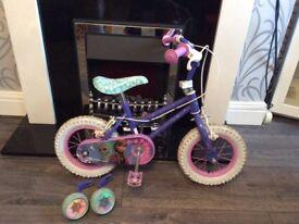 Bik3 . Girls Bike Frozen Disney Bike
