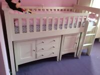 Marks and Spencer's Sleep Station & Mammas and Pappas wardrobe