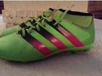 Adidas ace 16.3 primemesh volt green/electric pink/black