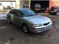 Mazda 626 Gxi 2.0 Petrol Mot December 2016 only 69k Great Driving Clean Car.