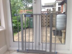 Lindon stair gate