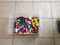 Lego pieces suitable young children - not babies