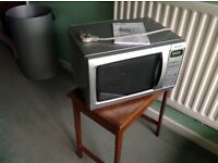 Microwave good working order