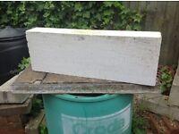 Celcon building blocks 15 lightweight 620x215x100