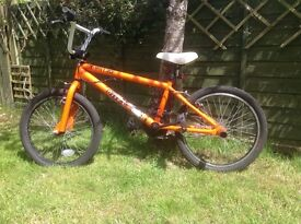 Dekka X rated child's bike in very good condition.