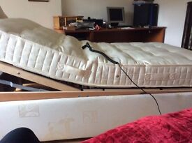 Electric Queensize bed