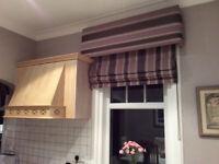 Curtains & Pelmets