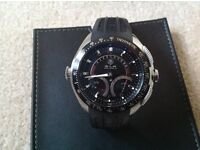 Tag Heuer SLR Laptimer watch