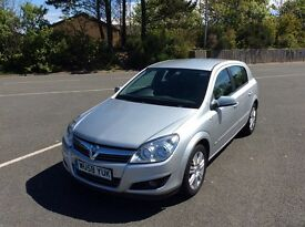 Vauxhall Astra 2008 Silver Car (Very clean and tidy)