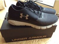 New Under Armour Speedform Fortis 2 Men's running shoes size 9.5 uk