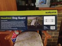 Dog guard for a Volkswagen Tiguan new