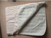Next bedspread/throw. Dereham