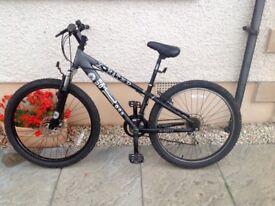 "14"" frame mountain bike"