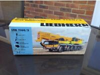 Liebher model crane (not a toy) LTM 1160/2
