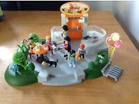 Playmobil 4134 Ice Cream Cafe Set
