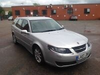 2007 Saab 95 Automatic Good Condition 1 Owner with history and mot