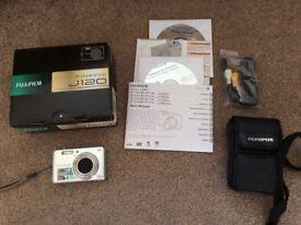 Fujifilm finepix J120 digital camera