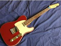Fender USA 2005 Special Run Vintage RI '67 Custom Telecaster - Dakota Red
