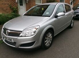 Vauxhall Astra Breeze Limited Edition 1 year MOT 1 lady owner full history