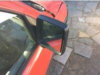 Van wing mirror