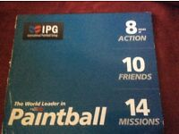 £600 WORTH OF PAINTBALLING TICKETS + 2000 FREE PAINTBALLS BEST DEAL ON GUMTREE
