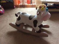 Rockig cow