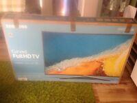 Samsung Smart Curve Tv 55 inch