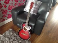 Acoustic guitar ( in good condition ). Beautiful sound on it ...see photos. Great for a beginner