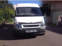 Transit Van excellent condition for age.