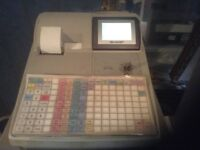 Sharp cash register,£85.00
