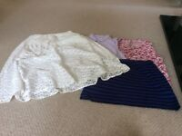 Collection of Ladies Jack Wills summer clothes Size 14