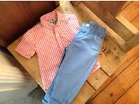 Boys smart outfit next 12-18 months