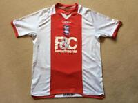 Birmingham City away football shirt