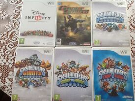 Nintendo Wii games 6 for £12