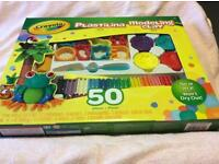 Crayola modelling clay kit