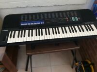 Casio CT670 electric organ