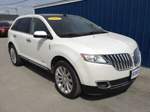 2012 Lincoln MKX 4D Utility AWD Really Clean Local Trade
