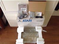 Atari 1040st FM + Atari SM124 Monitor